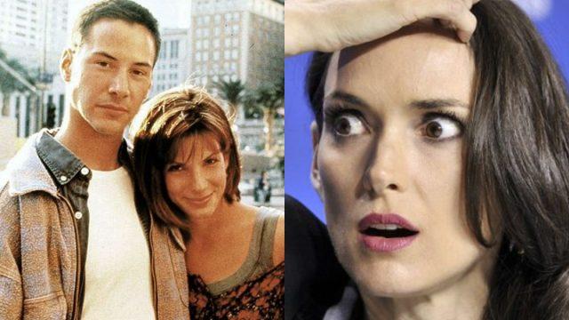 Keanu Reeves Y Sandra Bullock Speed, Keanu Revees Sandra Bullock, Keanu Reeves, Sandra Bullock, Speed, Enamorados