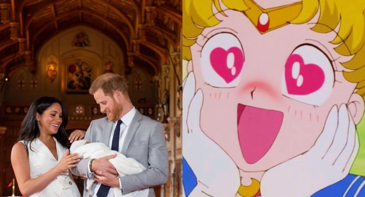 VIDEO: Meghan Markle hace presentación pública de Royal Baby