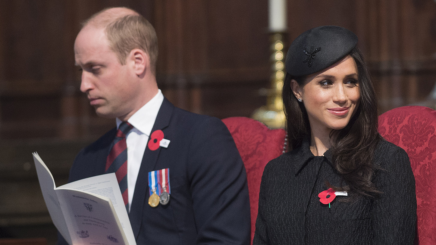 Príncipe William le declara la guerra a Meghan Markle!
