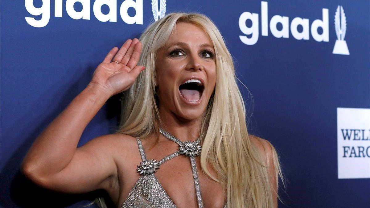 Foto Britney Spears 29 Junio 2019