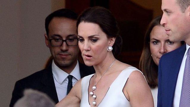 Foto Kate Middleton Príncipe William 1 Junio 2019