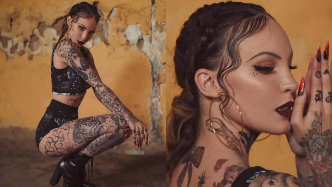 Belinda, Tatuajes, Belinda Tatuajes, Belinda Y Los Ángeles Azules, Belinda Tiene Tatuajes, Belinda 2019