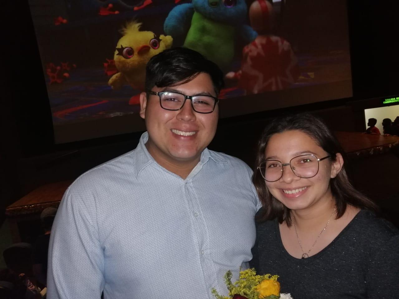 Le pide matrimonio a su novia en función de Toy Story 4