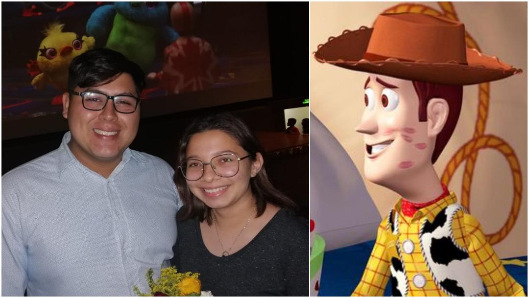 Pide Matrimonio, Cine, Toy Story 4, Pide Matrimonio Cine, Pide Matrimonio En El Cine Toy Story 4, Pedida De Mano Ideas