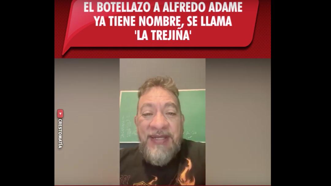 Foto Trejiña Carlos Trejo Alfredo Adame 13 Junio 2019