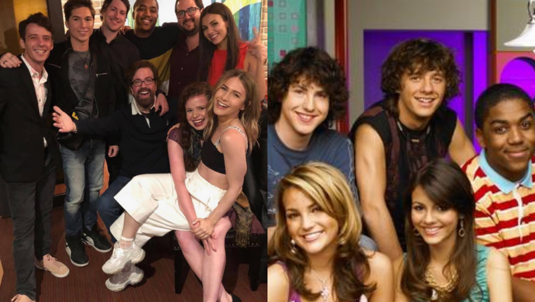 Omg Cast Of Zoey 101 Meets 10 Years Later