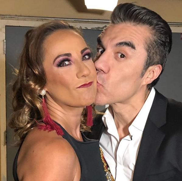 ¿Enamorados? Consuelo Duval y Adrián Uribe se ponen románticos en Instagram