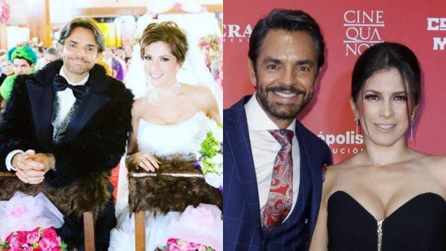 Eugenio Derbez, Alessandra Rosaldo, La Familia P. Luche, Aniversario, Alessandra, Boda De Eugenio Y Alessandra