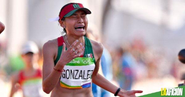 Lupita González no iría a olimpiadas por tacos de longaniza
