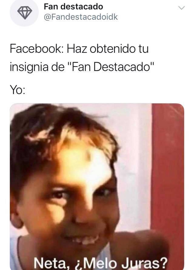 Memes del Fan Destacado