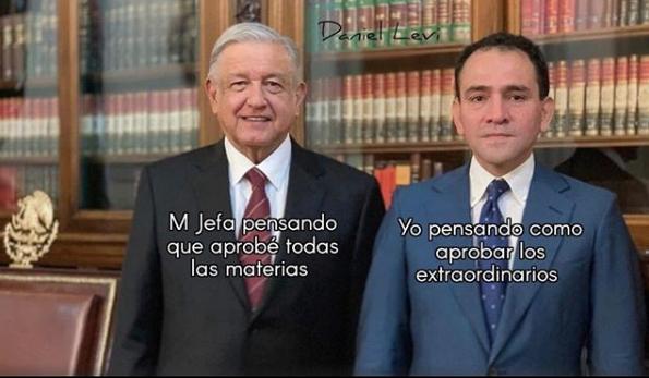 Memes Arturo Hernández secretario de hacienda