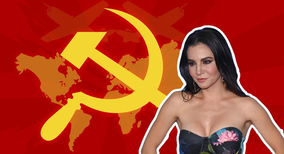 Martha Higareda: ícono comunista mexicana en Amarte Duele