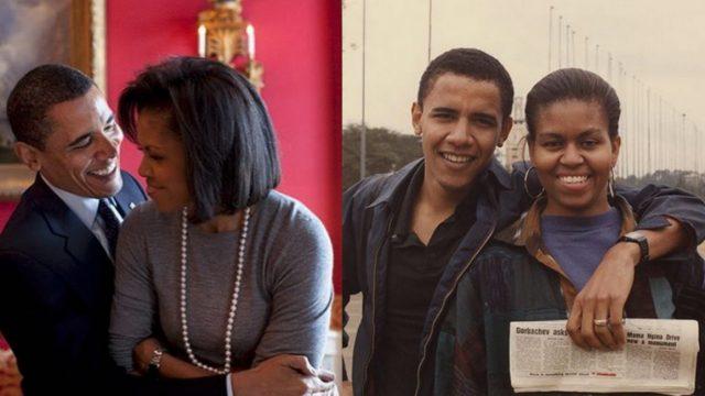Barack y Michel Obama están a punto del divorcio