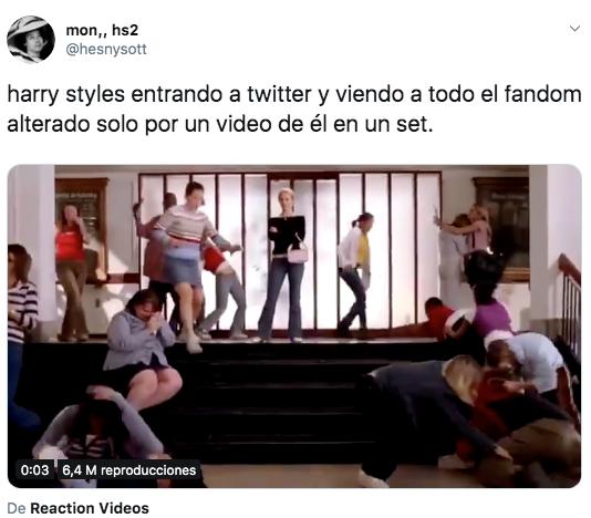Harry Styles está en Cancún, México