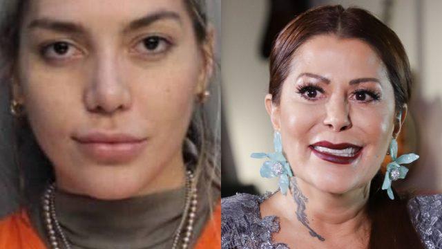 Frida Sofía, Frida Sofía Cárcel, Frida Sofía Llamada 911, Por Qué Frida Sofía Estuvo En La Cárcel, Hija De Alejandra Guzmán En La Cárcel, 911