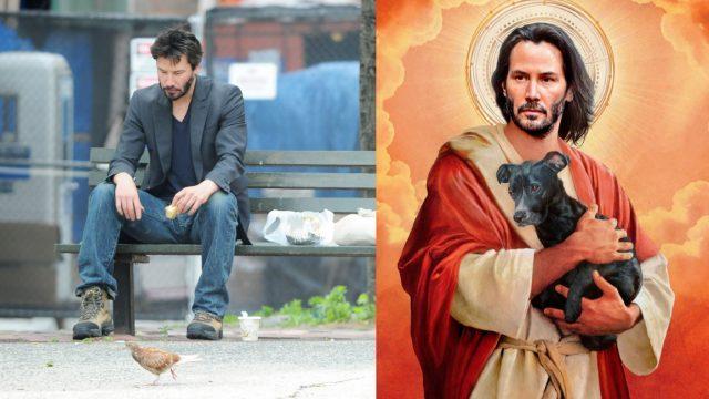 La trágica vida de Keanu Reeves: mitos y realidades