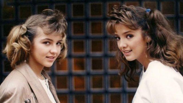 Ela Velden y Macarena Achana, protagonistas de Quinceañera