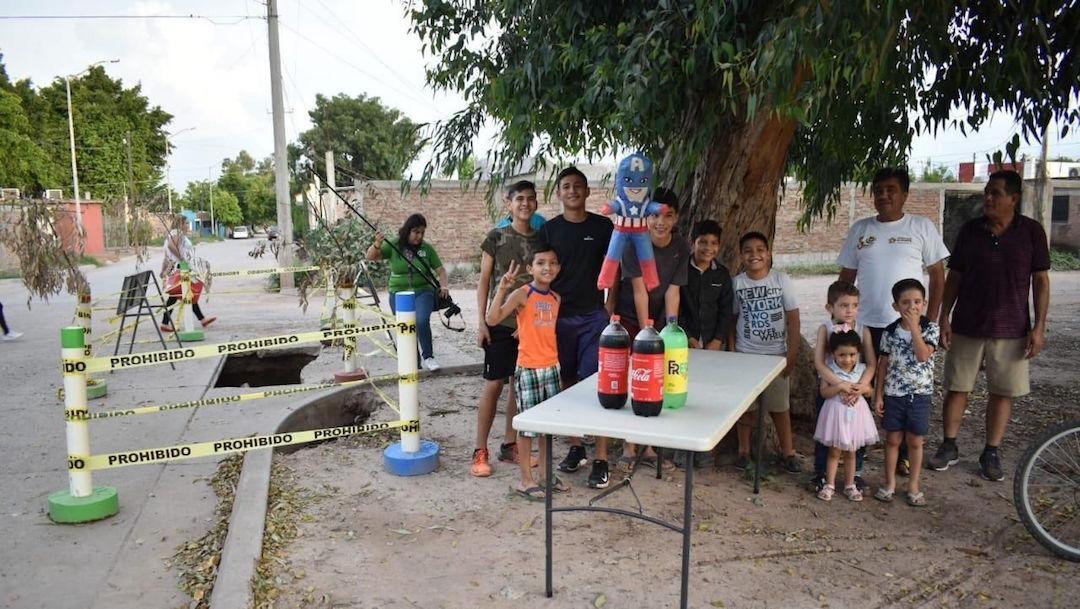 Foto Cumpleaños Socavón 21 Septiembre 2019