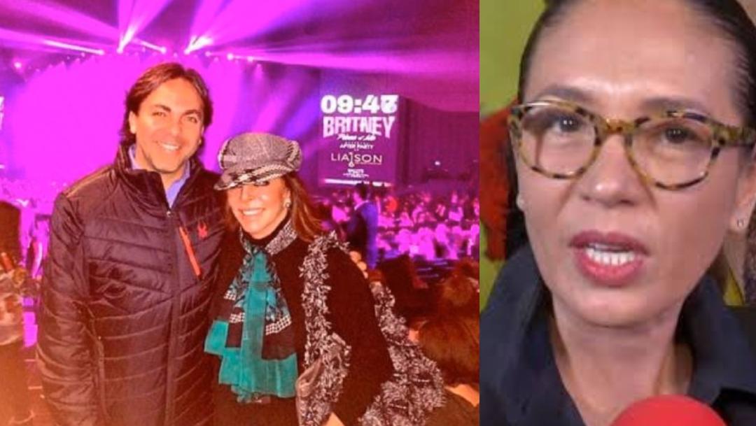 Verónica Castro:¿Qué hará si Yolanda muestra pruebas de su boda? VIDEO