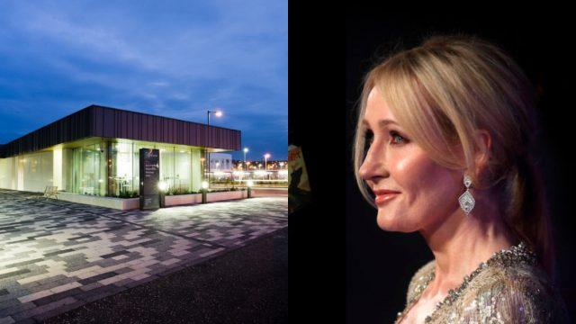 JK Rowling dona millones al combate enfermedades neuronales 12 septiembre 2019