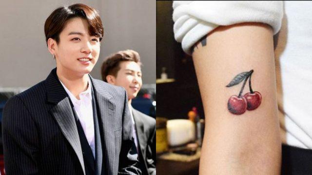 17 septiembre 2019 BTS, Jungkook, Big Hit, Tatuadora, Jungkook Tatuaje, Jungkook Novia