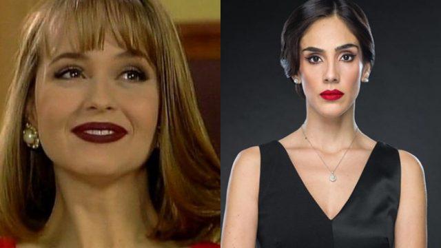 Sandra Echeverría, La Usurpadora, Andrés Palacios, La Usurpadora 2019, La Usurpadora Capítulo 1, Andrés Palacios