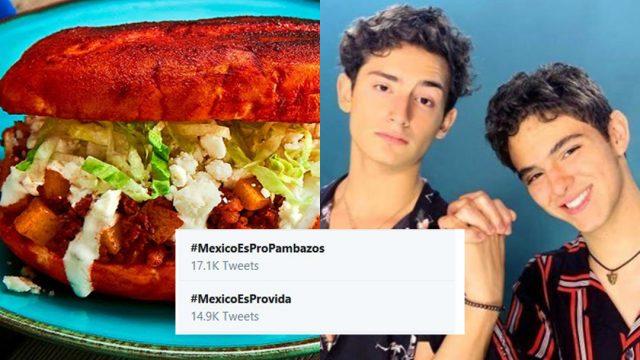 Aristemo, Provida, Pro Pambazos, Hashtag, Provida Y El Aborto, De Dónde Salió El Hashtag #MéxicoEsPropambazos