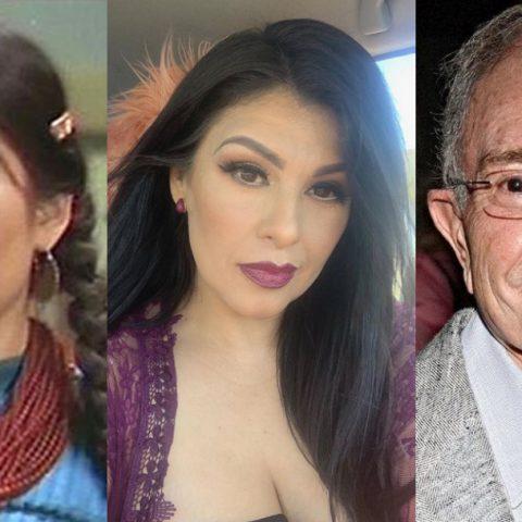 La India María, Raúl Velasco, Mirna Velasco, Hija, Raúl Velasco Y La India María, Hijos De La India María