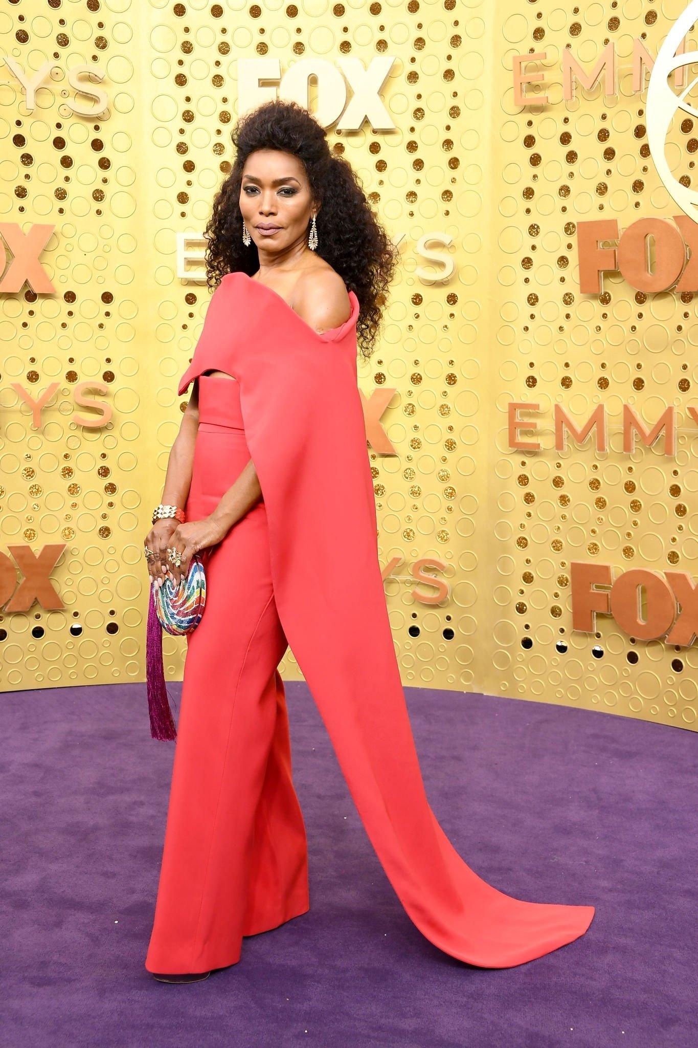 Alfombra Roja de los premios Emmy 2019