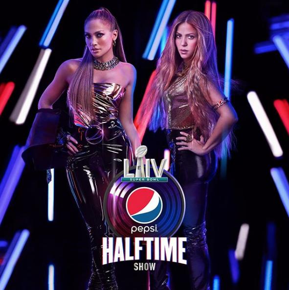 Shakira y JLo en el medio tiempo del Super Bowl 2020 | Erizos