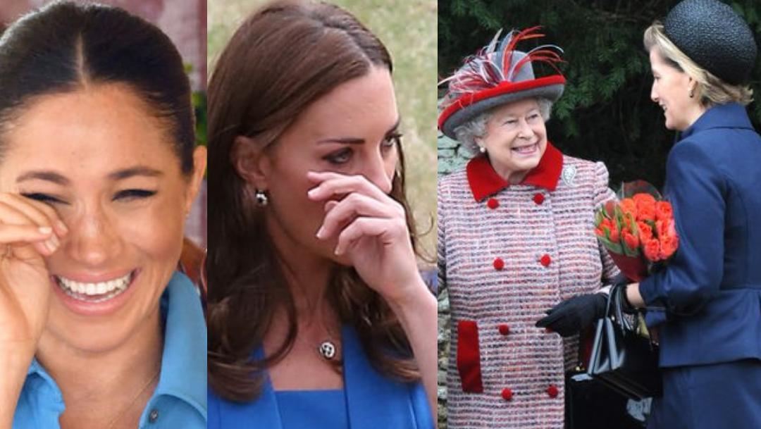 Sophie De Wessex, Reina Isabel II, Nuera, Favorita, Reina Isabel II Hijos Y Nietos, Reina Isabel II Cuántos Hijos Tiene