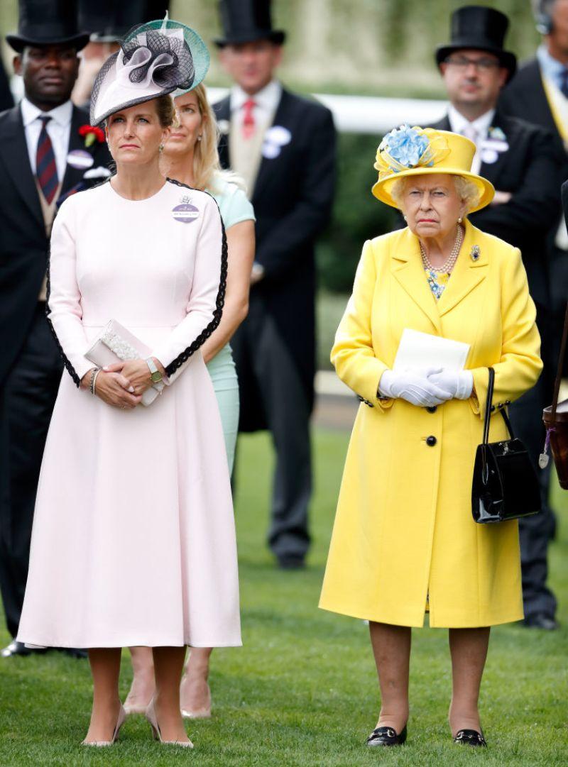 Sophie de Wessex sería la nuera favorita de la reina Isabel II