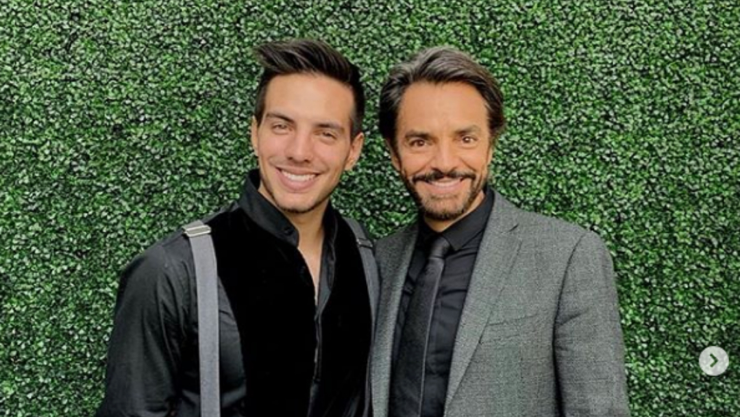 Eugenio Derbez, Vadhir Derbez, Video De Vadhir Derbez, Vadhir Derbez Video, Vadhir Derbez Habla De Su Video, Eugenio Derbez Habla Del Video De Vadhir