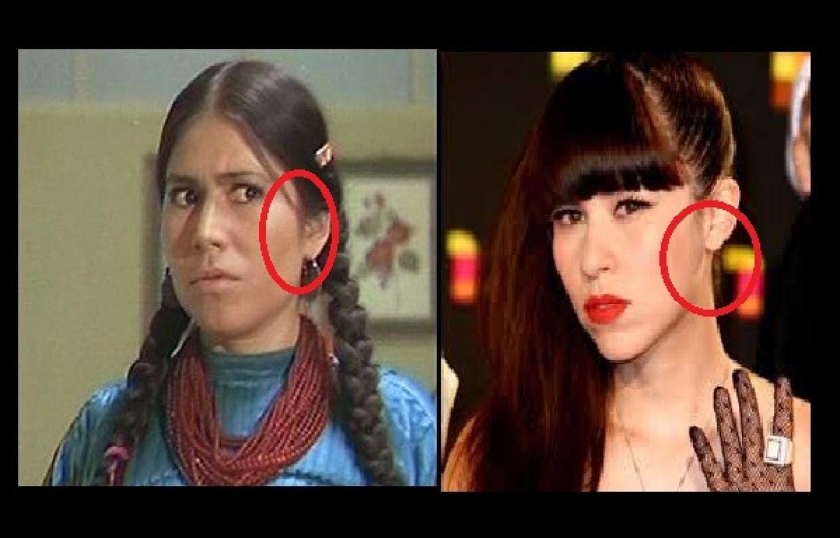 ¿Denisse Guerrero es hija de la India María?