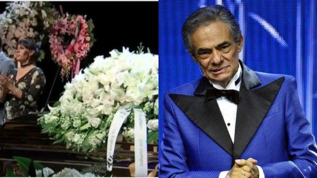 7-octubre-2019-José José Funeral, José José Cremación, Como Vistió José José En Su Funeral, José José Restos, Maria Celeste Arrarás, José José Muerte