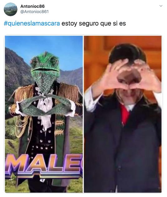 Memes del capítulo 7 de Quién es la máscara