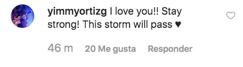 Sarita le da el último adiós a José José con mensaje en Instagram